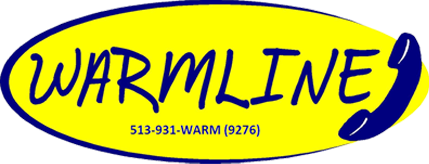 Cincy Warmline - Website Logo